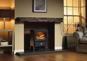Best Electric Log Burner