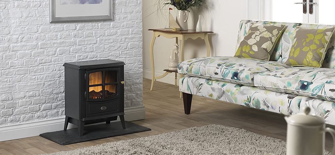 Best Electric Log Burners Banner Image