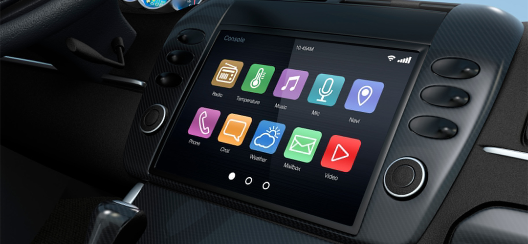 Best Android Car Stereos Banner Image