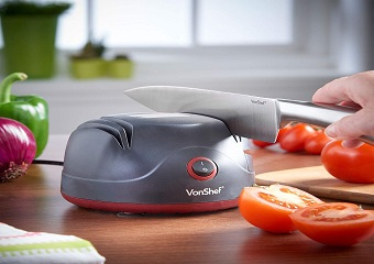 10 Best Knife Sharpeners in 2019