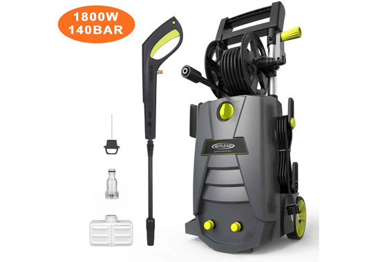 10 Best Pressure Washers To Buy In 2019 Comprehensive Review
