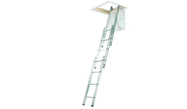 Abru 3 Section Compact Loft Ladder