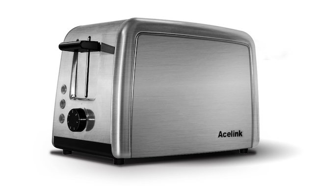 Acelink 2 Slice Toaster