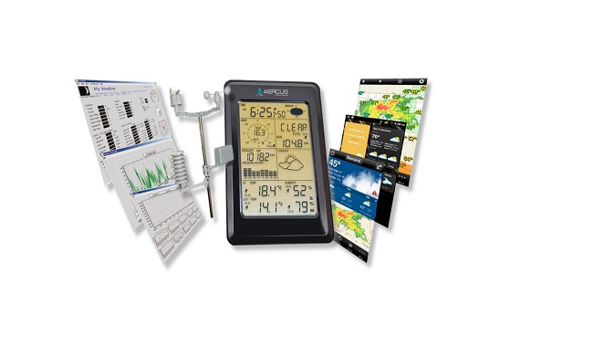 Aercus Instruments WS1093 Wireless Weather Station