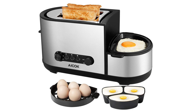 Aicok 5-in-1 Toaster