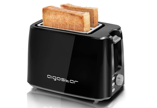 Aigostar Warrior 2 Slice Toaster Value