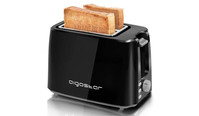Aigostar Warrior 2 Slice Toaster