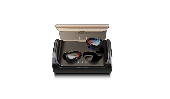 Arbily Bluetooth Earbuds, Wireless Headphones Bluetooth 5.0 Stereo