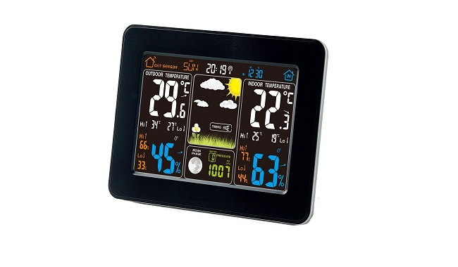 Atomic Wireless Weather Station