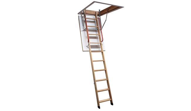 BPS Access Deluxe Wooden Loft Ladder