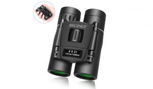 BRIGENIUS Premium Pocket Binoculars