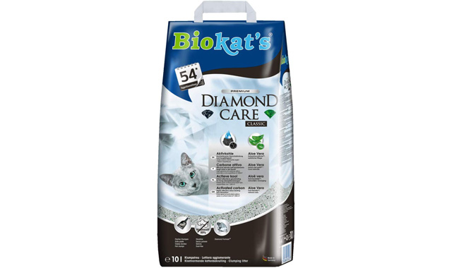 Biokat diamond cat litter