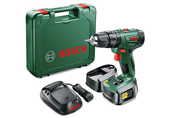 Bosch PSB LI-2 Cordless Combi Drill Premium
