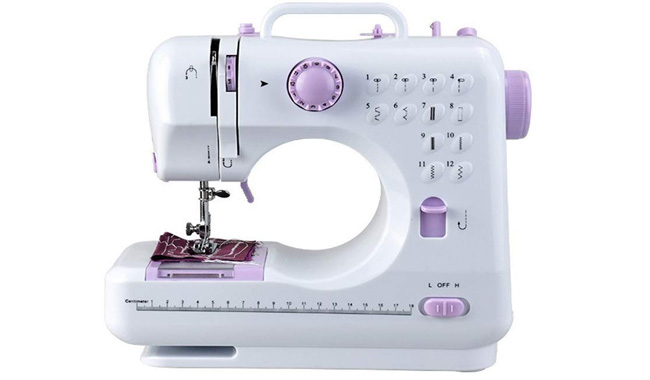 Dewel 12 Stitches Household Sewing Machine