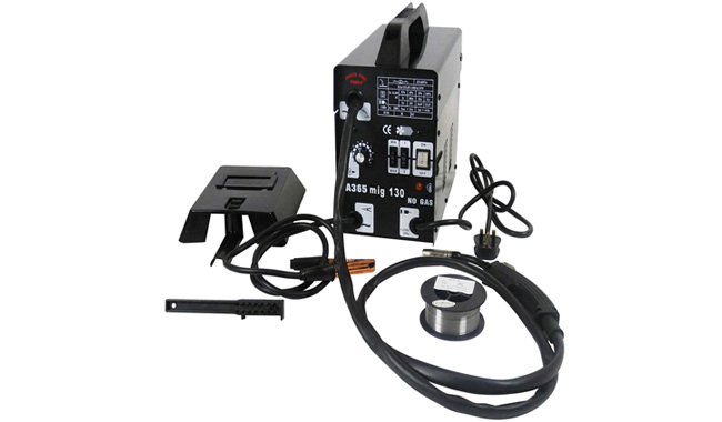 Dirty Pro Tools™ Professional Mig Welder Gasless 100A