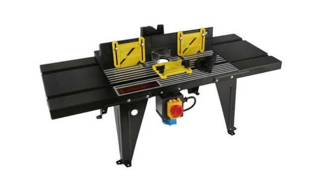 EBERTH Router Table