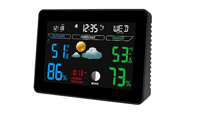 EpicWeather Weather Station