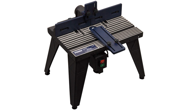 FERM Router Table - Universal- Baseplate