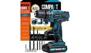 MYLEK MY18VCB 18V Cordless Drill Driver