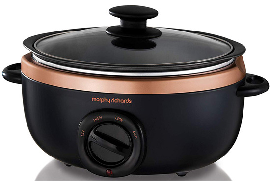 Morphy Richards Sear and Stew Slow Cooker Best
