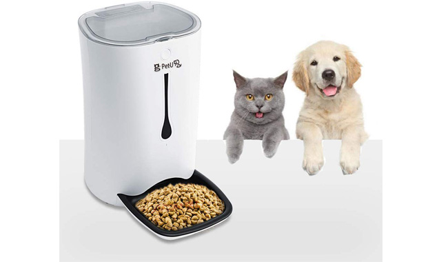 Puppy Kitty Automatic Feeder