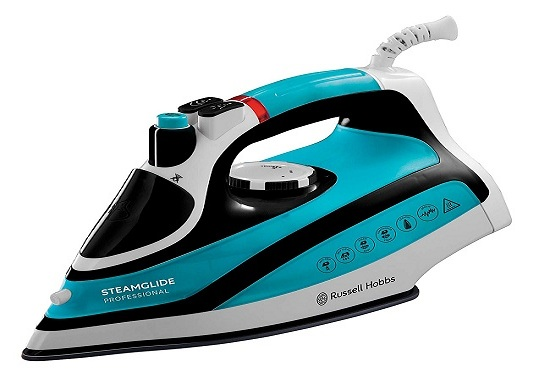 Russell Hobbs 21370 Steam Glide Professional Steam Iron