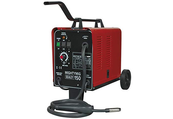 Sealey MIG150 150Amp Professional Gas No-Gas MIG Welder Best