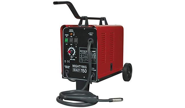 Sealey MIG150 150Amp Professional Gas No-Gas MIG Welder