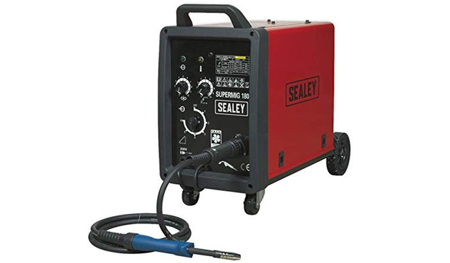 Sealey SUPERMIG180 180Amp Professional MIG Welder