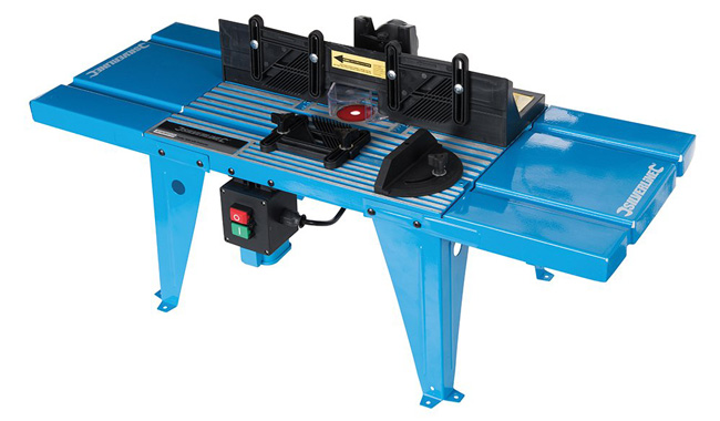 Silverline 460793 - DIY Router Table 850 x 335mm