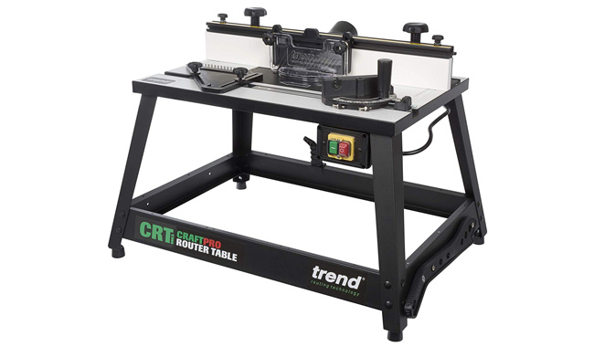 Trend CRT CRAFTPRO Router Table MK3 240V