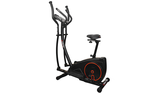 Viavito Setry 2-In-1 Elliptical Exercise Bike