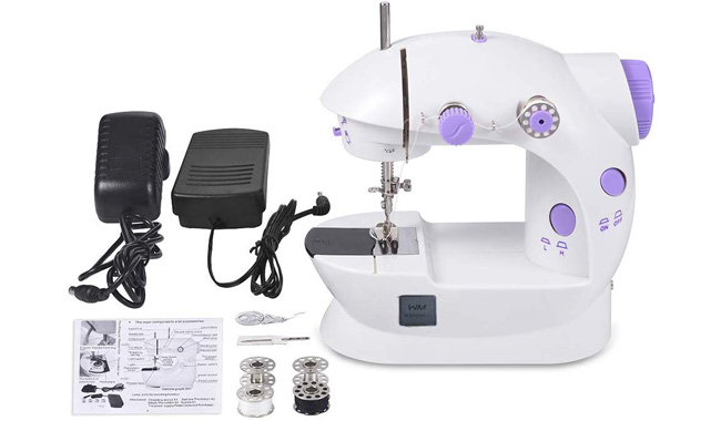 WENMILY Portable Mini Sewing Machine