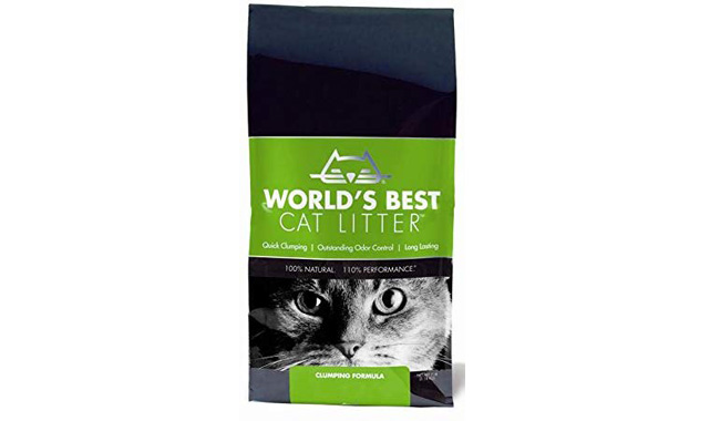 World's Best Cat Litter, 6.35kg, Original