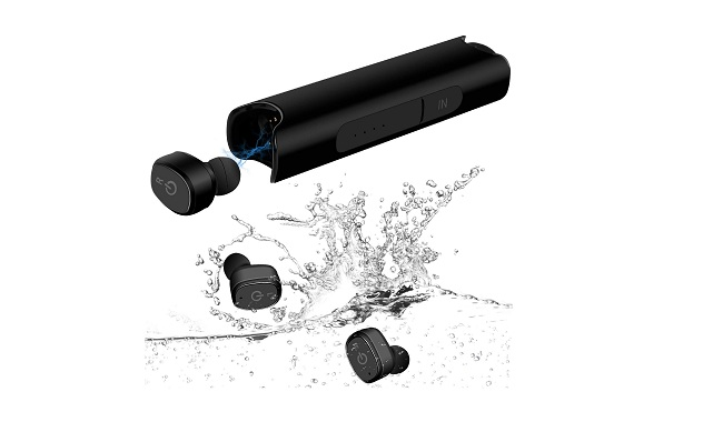 YIMAN NEWEST Wireless Earphones, Bluetooth In-Ear Earbuds