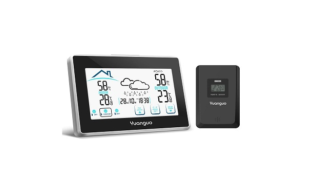 Yuanguo Wireless Weather Station