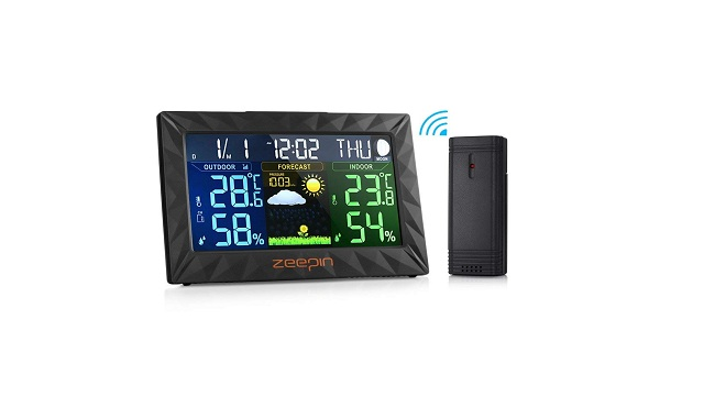 Zeepin Wireless Weather Station