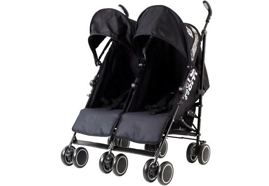 Zeta Citi TWIN Stroller Buggy Pushchair Value