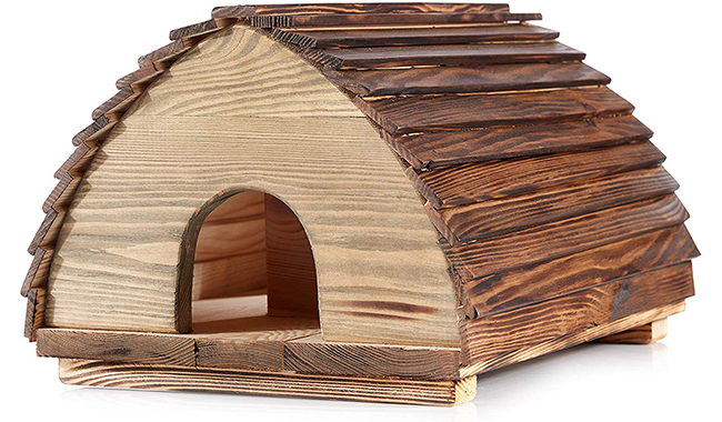 Berk Wooden Hedgehog House