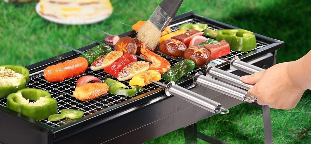 Best Charcoal BBQs Banner Image