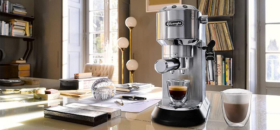 Best Coffee Pod Machines Banner Image