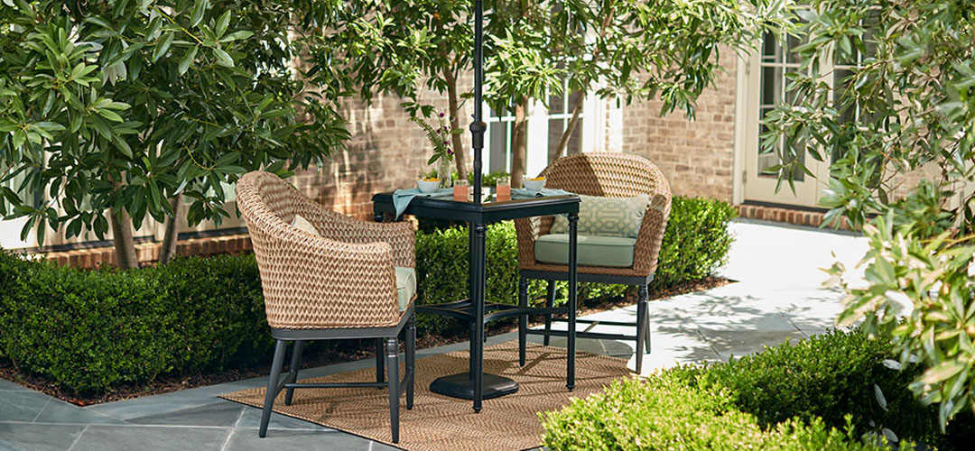 Best Garden Furniture to Leave Outside Banner Image