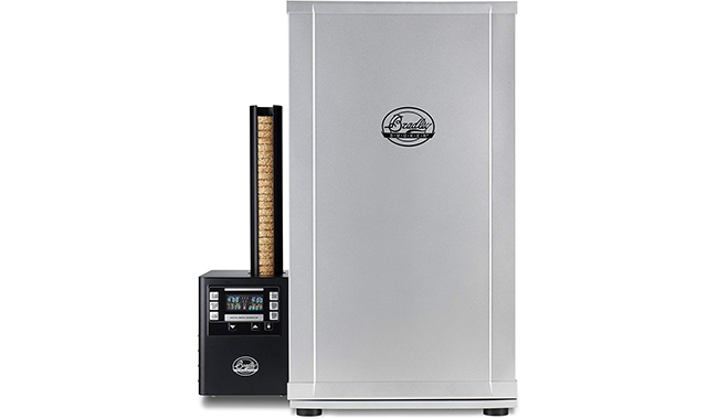 Bradley Smoker 4 Rack Digital Smoker