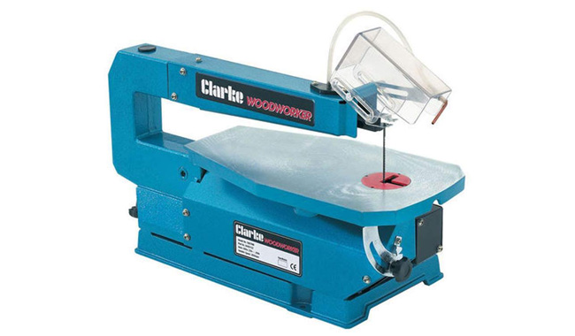 Clarke CSS400B Scroll Saw