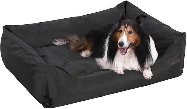 FEANDREA Dog Bed, XXL Dog Basket