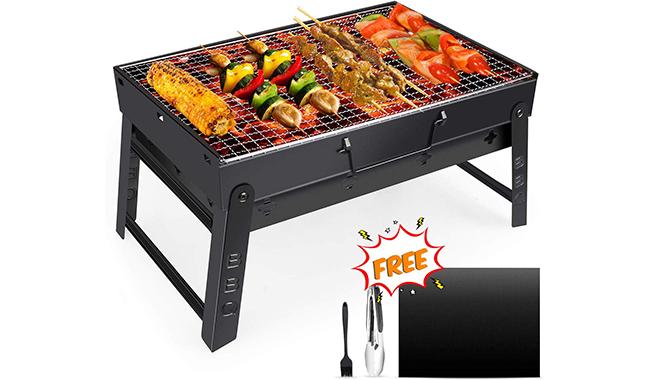 Fixget Charcoal BBQ Grill