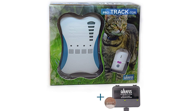 Girafus Cat Tracker