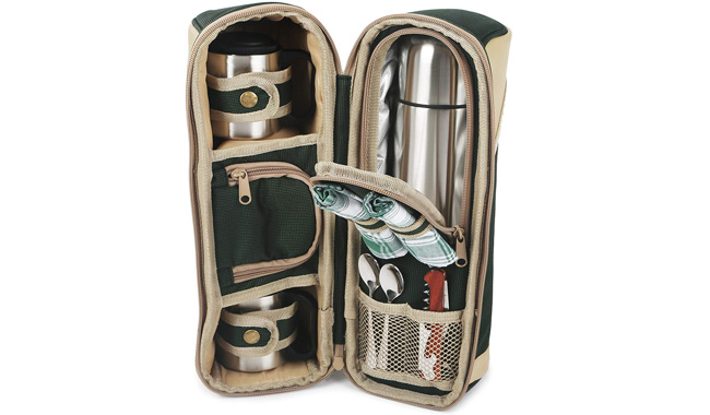 Greenfield Collection Thermos Flask