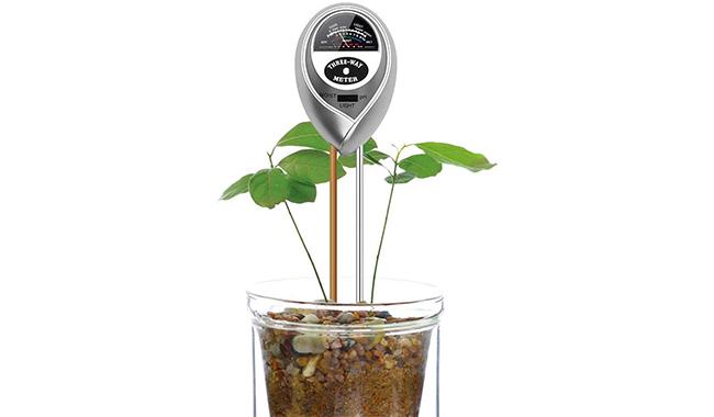 Inkerscoop VDROL Soil Tester