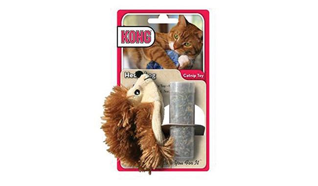 KONG Hedgehog Catnip Toy